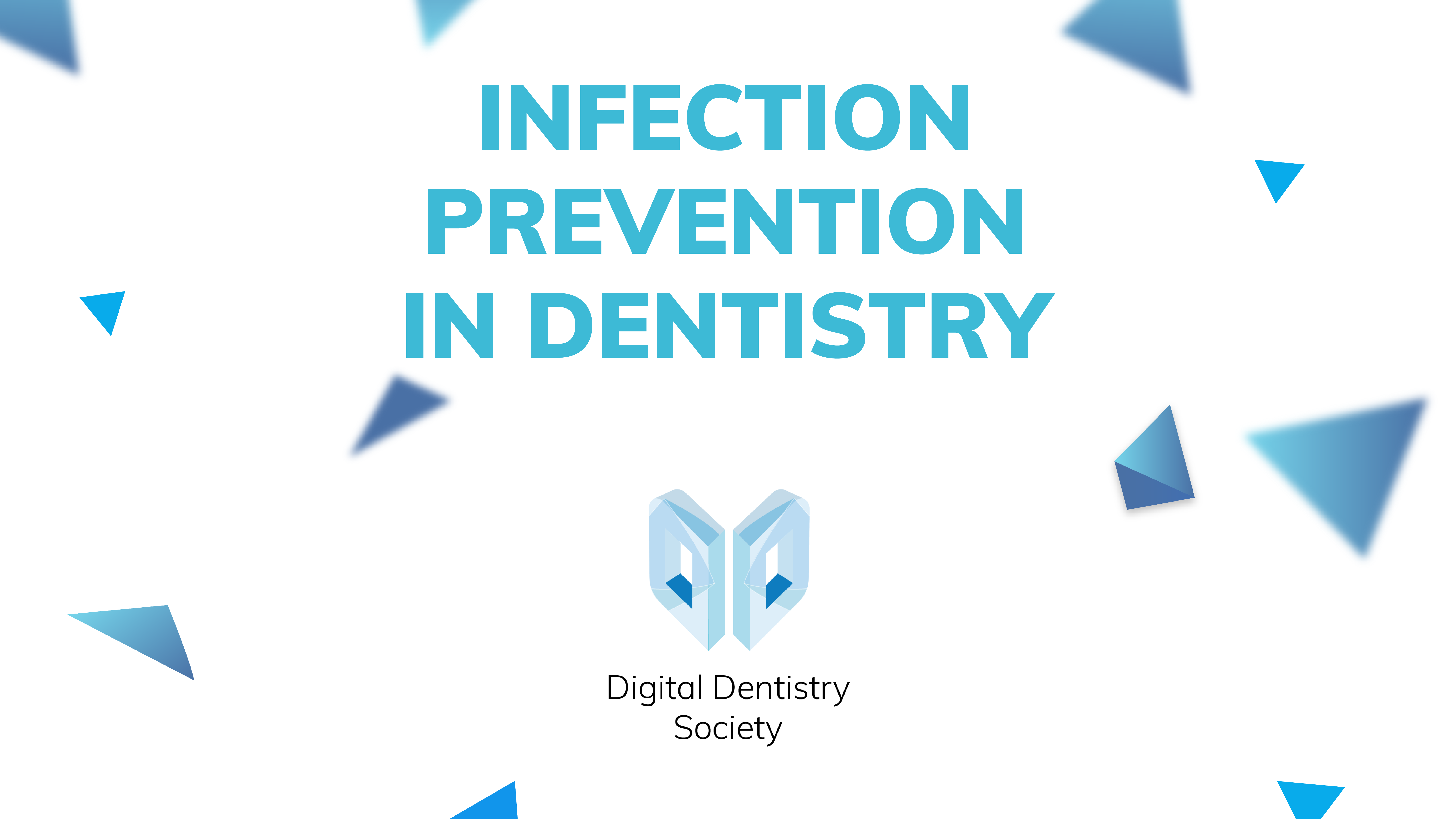 How to prevent infections in dentistry